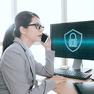 先進のセキュリティ監視システム