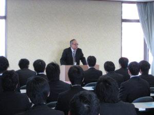 就業規則・ビジネスマナーの講義