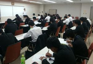 ビジネスマナーの講義
