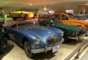 自動車博物館1