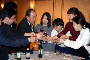 ≪画像3≫注釈【乾杯!】
