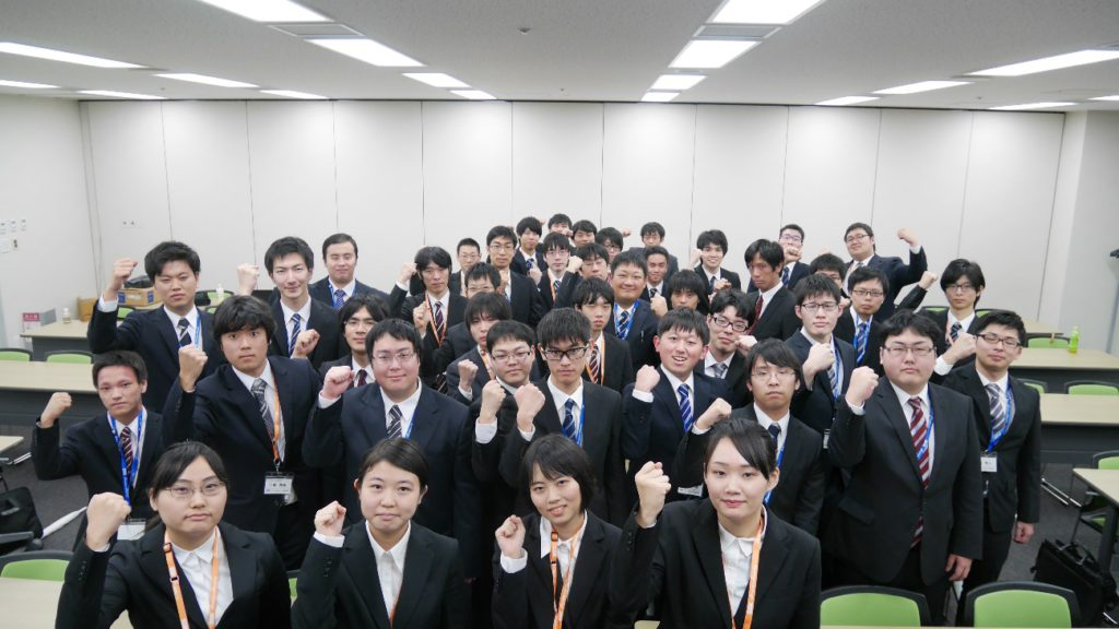 2018年度SSK第二回内定者懇談会の実施(関西・名古屋)